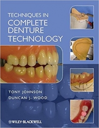 کتاب الکترونیکی تکنیک های کامل تکنولوژی پروتز Techniques in Complete Denture Technology 1ED