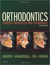 دانلود کتاب الکترونیکی اصول و تکنیک های رایج در ارتودنسی  گریبر Orthodontics: Current Principles and Techniques 6 EDویرایش ششم 2017: