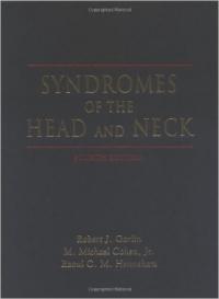 کتاب الکترونیکی سندروم های سروگردنSyndromes of the Head and Neck 4 ED