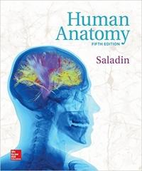 کتاب الکترونیکی آناتومی انسان سالادین Human Anatomy 5th-SALADINویرایش پنجم