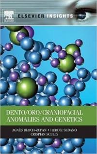 کتاب الکترونیکی Dento/Oro/Craniofacial Anomalies and Genetics