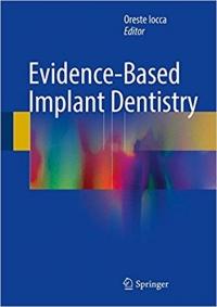 کتاب الکترونیکی دندانپزشکی ایمپلنت مبتنی بر شواهد لوکاEvidence-Based Implant Dentistry 1ED