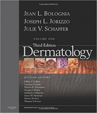 کتاب الکترونیکی درماتولوژی بولونیا (۲ جلدی) Dermatology: 2.Volume Set 3ED