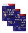 کتاب الکترونیکی جراحی دهان و فک و صورت فونسکا 2018 Oral and Maxillofacial Surgery: 3-Vol Set, 3ED