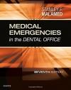 کتاب الکترونیکی مالامدMedical Emergencies in the Dental Office, 7e-Malamed -2015