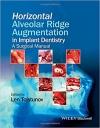 کتاب الکترونیکی تقویت ریج آلوئولار افقی در ایمپلنت Horizontal Alveolar Ridge Augmentation in Implant Dentistry