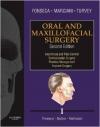 کتاب الکترونیکی جراحی دهان و فک و صورت فونسکا 3جلدی  Oral and Maxillofacial Surgery, 2nd Edition 3-Volume Set